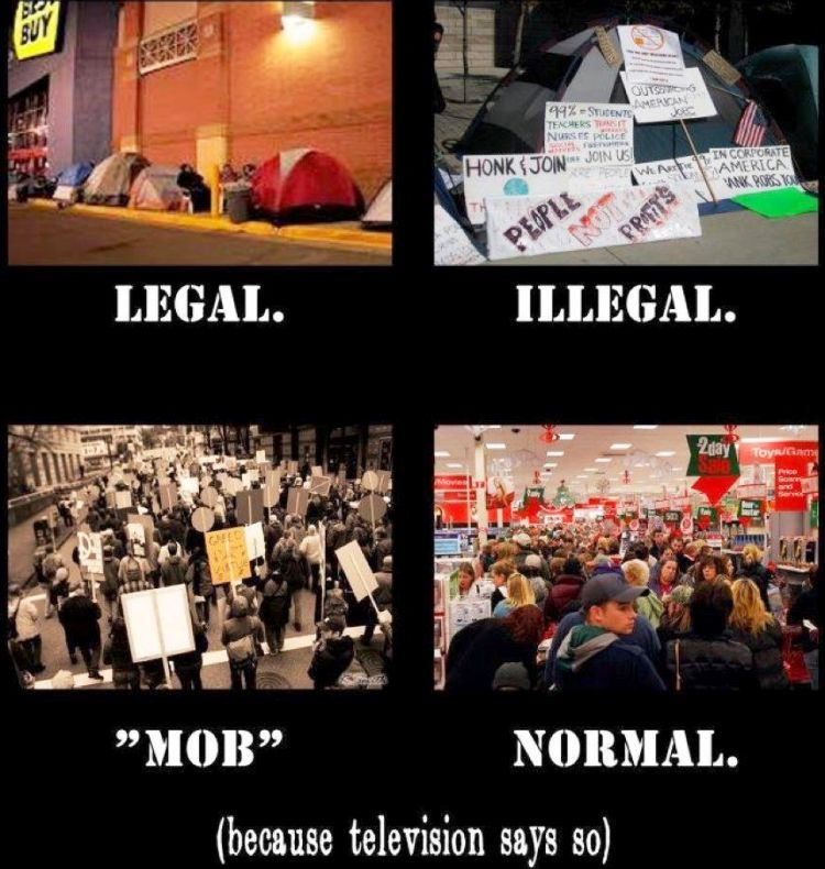 What is Legal/Illegal?